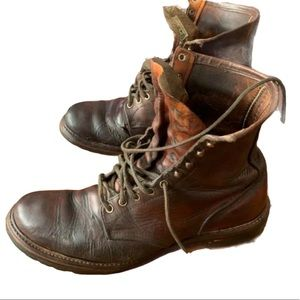Red Wing shoes Irish Setter work boots